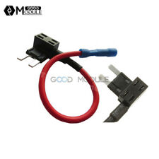 Mini ATM APM 10A Blade Fuse Holder TAP Adapter 12V Auto Car Add-a-circuit Fuse