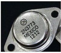 10Pcs Audio Power Amps Transistor On/Motorola TO-3 2N3773 2N3773G US Stock p