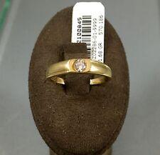 Gr.56 Damenring Goldring Verlobungsring 585 14 Kt Antragsring Solitär NEU