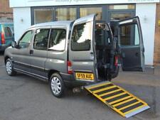 Peugeot 5 Seats Disabled Vehicles