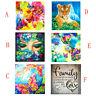 5D DIY Embroidery Painting Rhinestone Pasted Diamond Painted Cross Stitch Canvan