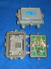 LOT vintage 2 boitier TLS 102-103 FUTURA 5-1000 MHZ radio ANTENNE antenna box