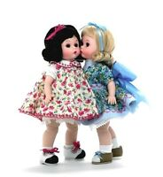 "Madame Alexander 8"" Dolls Fifty Years Of Friendship 37950 LE COA New NRFB RARE"