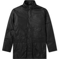 Barbour x Ridley Scott Men's 3-in-1 Waxed Director's Jacket, Black, M, RRP £449