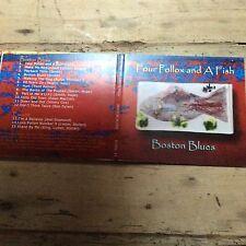 four pollox and a fish-boston blues 2013 cd recorded on skye digipak
