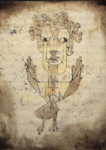 Paul Klee Abstract Large A2 size 42x59.4cm QUALITY Canvas Print Poster Unframed