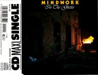 MINDWORK ~ In The Ghetto [x2+1] ~ CD single ~ 1991 ~ Elvis Presley Coverversion