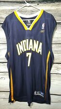 8e3e8dd4c5b NEW Jermaine O Neal Indiana Pacers Mens Size XL Reebok Jersey NBA Basketball