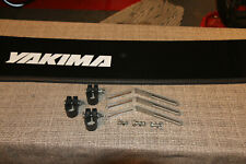 Yakima wind fairing / deflector - windshield for round bar roof rack