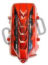 2020-2021 Corvette C8 Engine Cover in Edge Red GM NEW OEM 12697368