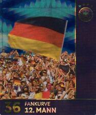 Rewe WM 2018 Sammelkarten 36 - 12. Mann Glitzer