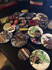 Huge lot of Gen Con buttons.