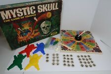 Vintage 1964 Mystic Skull Game Mysterious Floating Skull RARE almost complete