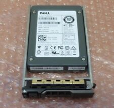 "Dell 800GB 12G SAS 2.5""  Solid State Drive SSD In Caddy PowerEdge Server 989R8"