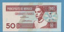 MONACO - Billet 50 Francs - Essai SPECIMEN - NEUF - 2014 - Rare 400 exemplaires