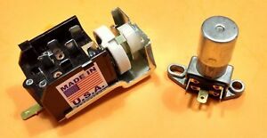 for Mopar New Headlight Switch Kit for 1963-76 A-Body Plymouth Dodge Duster Dart