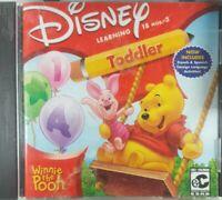 Video Game PC Disney Toddler Winnie The Pooh Jewel