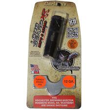 Carlson's Choke Tube 12GA Turkey Long Beard XR Winchester Browning Mossberg70100
