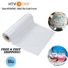 Htvront Vinyl Transfer Tape Roll 12x12 Craft Application Paper For Cricut