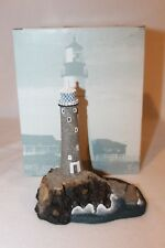 Harbour Lights Longships England Figurine Nib