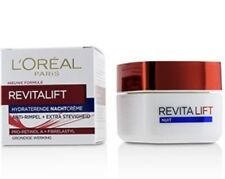 Loreal Revitalift 50ml Anti Wrinkle Extra Firming Night Cream 8 Natural Lifters