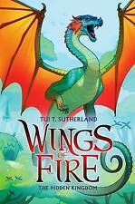 NEW Wings of Fire Book Three: The Hidden Kingdom by Tui T. Sutherland
