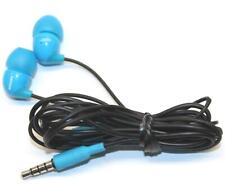Philips Silicon In-Ear Earbuds 3.5mm Jack Stereo Audio Earphone in Blue & Black