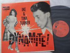 Ike & Tina Turner Original 1973_1st Press_Dynamite! Lp_Sue-2004_Ex