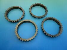 Set Four Brass Gearbox Synchromesh Baulking Rings Sunbeam Alpine Series IV and V