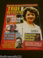 TRUE DETECTIVE - DOUBLE JEOPARDY JUSTICE - MAY 2011