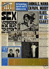 The Rolling Stones/Outsiders-Hit Week Magazine 1966