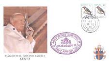 Kenya 1995 Jan Paweł II papież John Paul pope papa (95/2)
