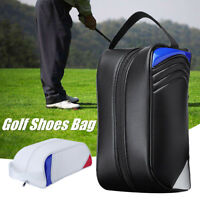 Waterproof Sport Golf Shoes Football Boot Bag Travel Tote Storage Pouch Zipped