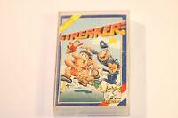 SPECTRUM 48K 128K +2 CASSETTE GAME -- STREAKER -- By BULLDOG - 1986