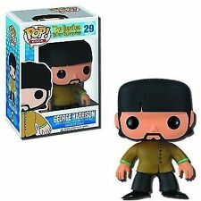 Funko Pop Rocks The Beatles Vinyl Figure George Harrison.