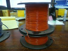 UL1061  20awg  Orange  Stranded tinned copper  PVC  Approx  940ft