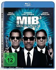 MEN IN BLACK 3 (Tommy Lee Jones, Will Smith, Josh Brolin) Blu-ray Disc NEU+OVP