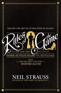 Rules of the Game by Neil Strauss (2009, Trade Paperback)
