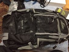 Red Rock Bluff, Technical Pack, BLACK-- Daypack, Hiking Backpacking 84-B40BLK
