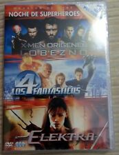 PACK 3 PELICULAS  EN DVD NUEVO A ESTRENAR CON PRECINTO