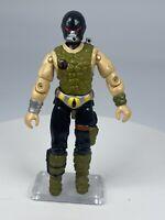 "G.I. Joe (A Real American Hero) 3.75"" Figure - Croc Master Hasbro 1987"