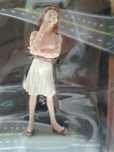 Bonnie #337 FIGURINE 1/24 Motorhead Miniatures Display Fiqure Girl Cold Cast