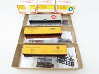 HO Scale Accurail Kit 3383 WFEX, WIF, SRLX 40' Wood Reefer 3-Pack