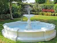 Gartenbrunnen Springbrunnen Brunnenbecken Gartenspringbrunnen Fontaine Art.2302