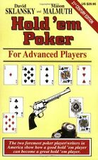 Hold em Poker: For Advanced Players by David Sklansky, Mason Malmuth