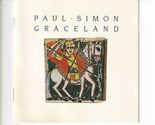 CD PAUL SIMONgracelandGERMAN EX+  (B5606)