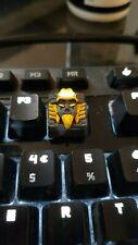 Pharaoh - Gray x Yellow Hot Keys Project Limited Edition White keycap