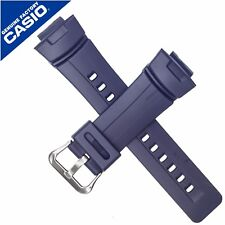NEW Genuine CASIO Watch strap band for G-100-2BV G-2110-2V G-2310 G-2400 BLUE