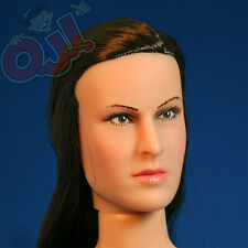 Soldier Story CG Cy Girl Jennifer Female Action Figure Head 1:6 (8021a4)