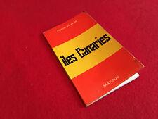 Poche Voyage Iles Canaries  (1973)